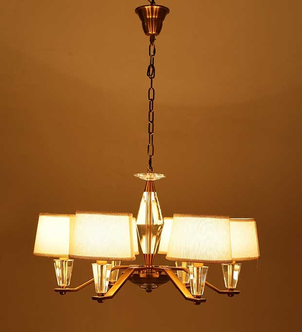 Online shopping india delhi mumbai shop online for lighting metal and crystal chandelier aloadofball Image collections